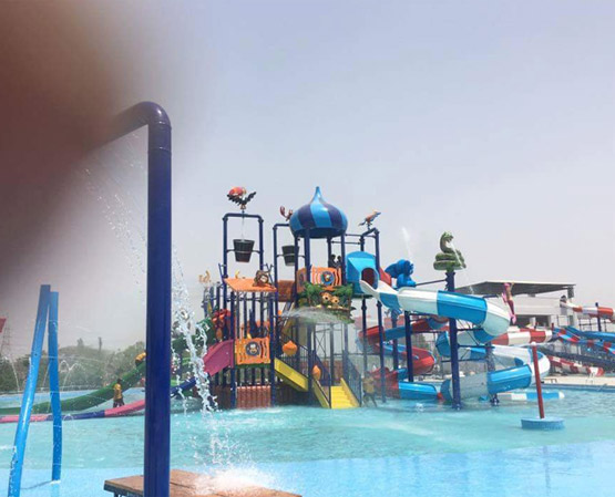 Cool off this summer at Green Leaf Water World - Rajkot